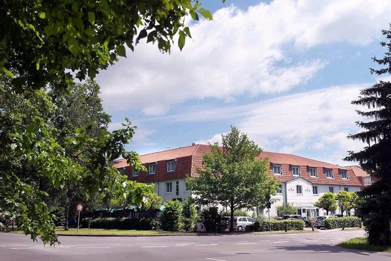 Wyndham Garden Potsdam Außenaufnahme