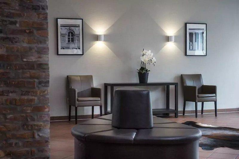 Wyndham Garden Potsdam Lounge/Empfang
