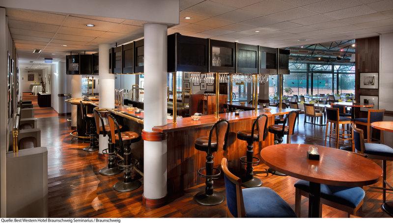 Best Western Hotel Braunschweig Seminarius Bar