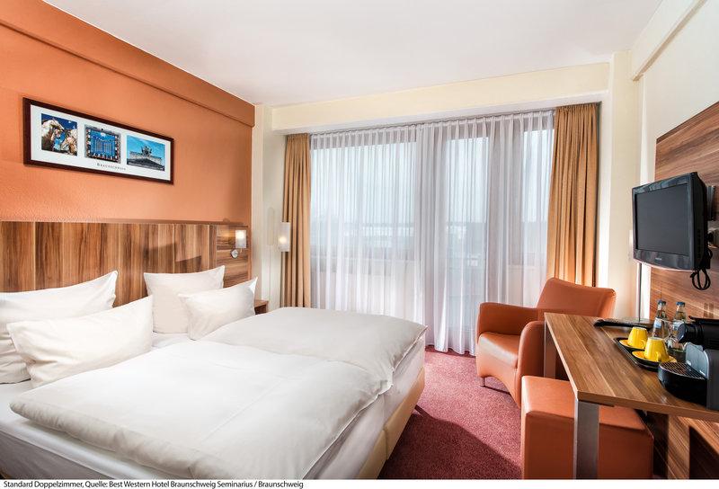 Best Western Hotel Braunschweig Seminarius Wohnbeispiel