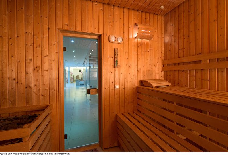Best Western Hotel Braunschweig Seminarius Wellness