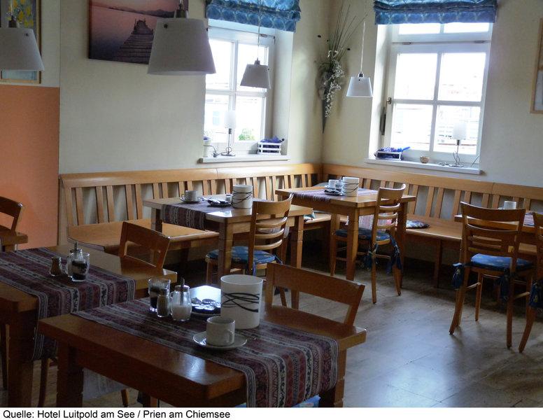 Hotel Luitpold am See - HAUS 1*** Superior & HAUS 2* Restaurant