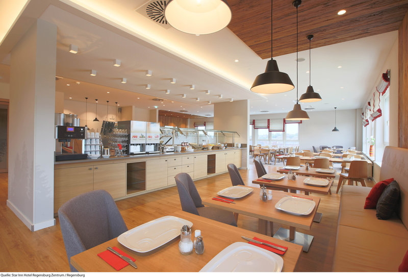 Star Inn Regensburg Zentrum, by Comfort Restaurant
