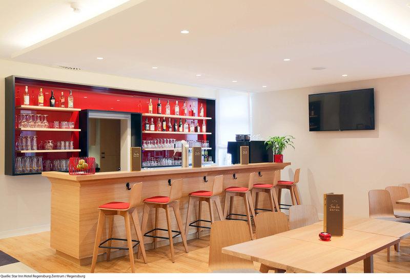 Star Inn Regensburg Zentrum, by Comfort Bar