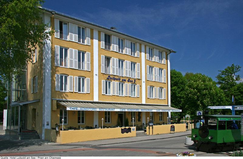 Hotel Luitpold am See - HAUS 1*** Superior & HAUS 2* Außenaufnahme