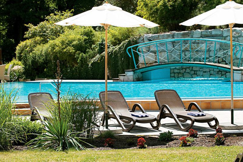 Hotel Bernstein Pool