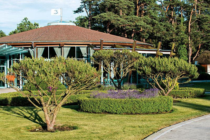 Hotel Bernstein Garten