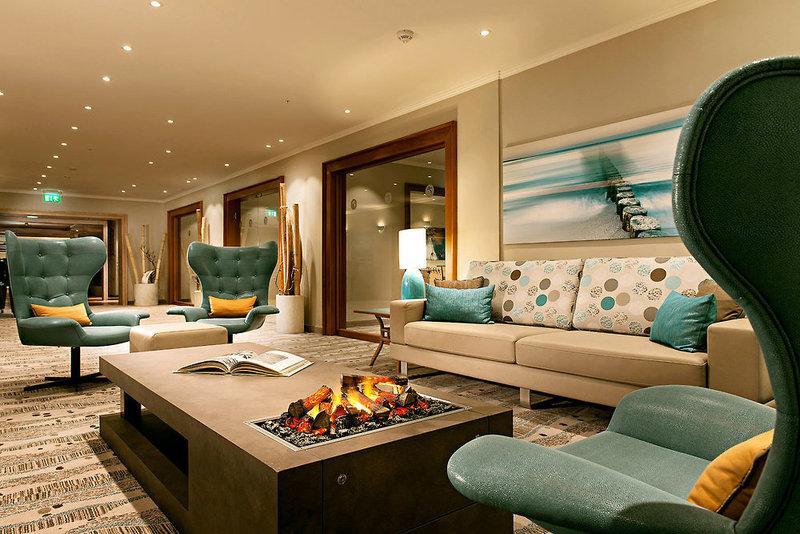 Hotel Bernstein Lounge/Empfang