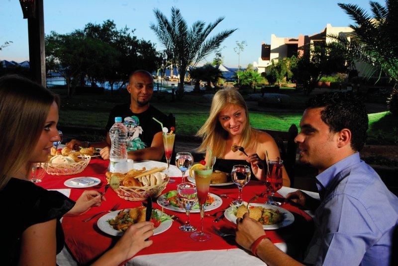 Tropitel Dahab Oasis Restaurant