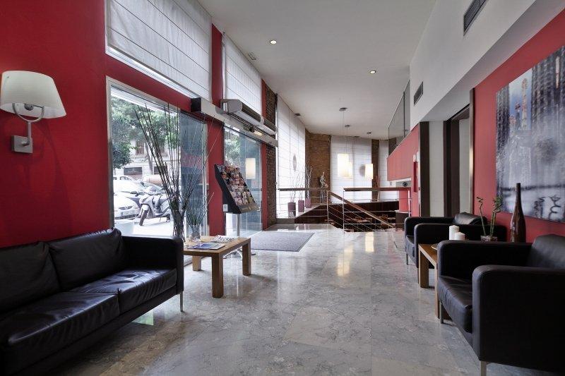 Aranea Barcelona Lounge/Empfang