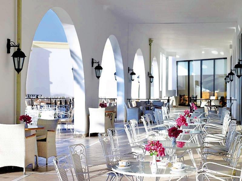 Mitsis Norida Beach Lounge/Empfang