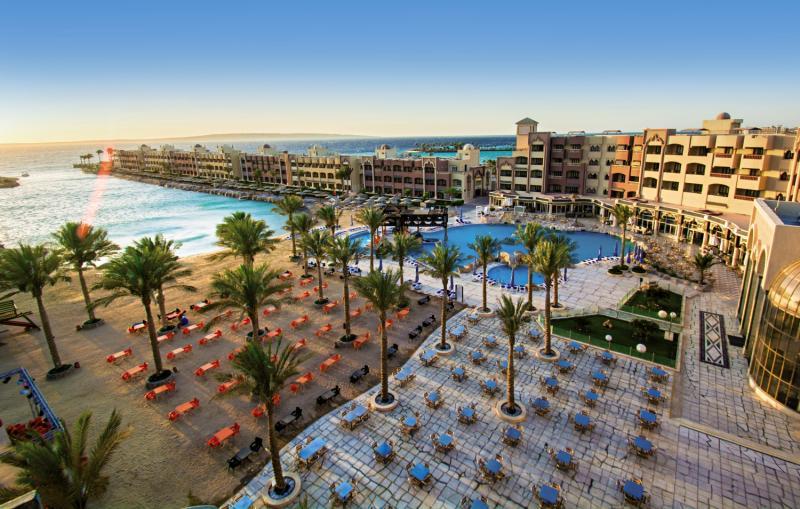 Sunny Days El Palacio Resort & Spa Garten