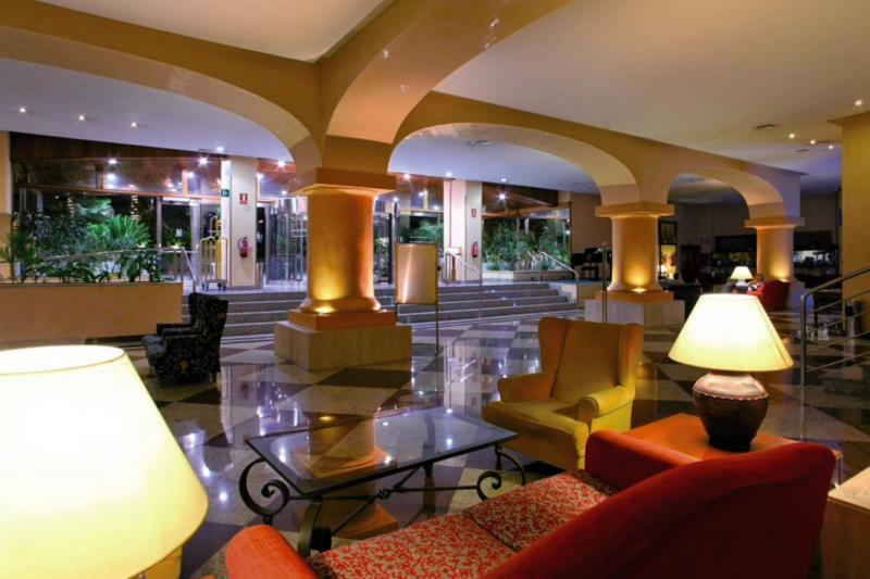 Senator Barcelona Spa Lounge/Empfang