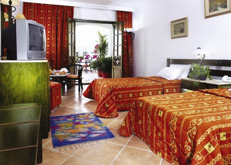 Verginia Sharm Resort Wohnbeispiel