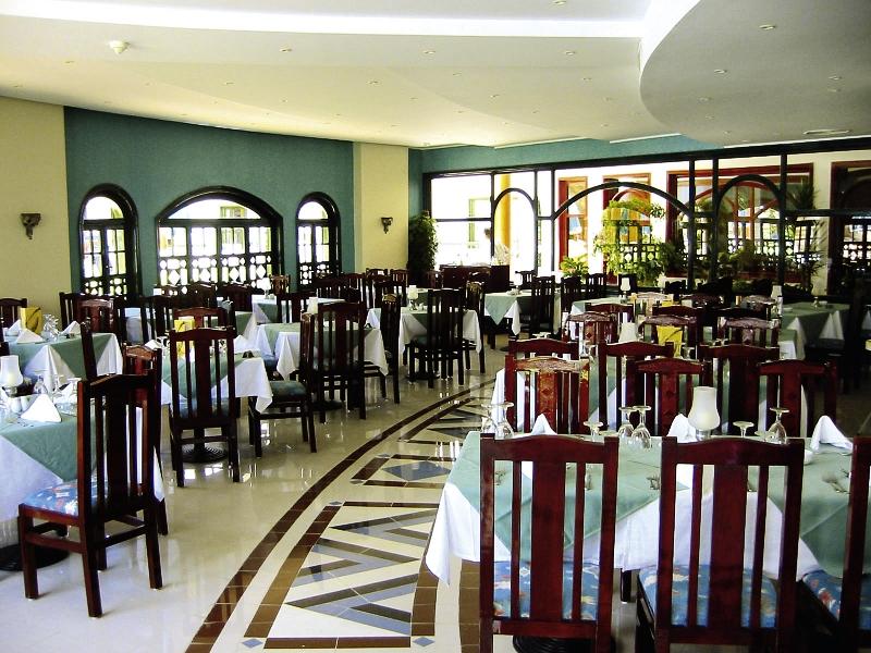 Verginia Sharm Resort Restaurant