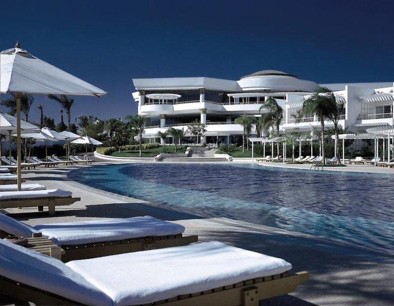 Monte Carlo Sharm El Sheikh Resort Außenaufnahme