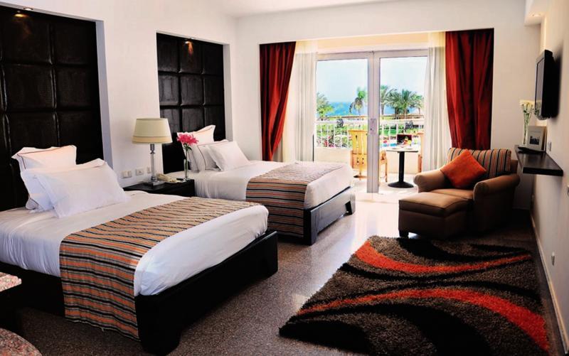 Monte Carlo Sharm El Sheikh Resort Wohnbeispiel