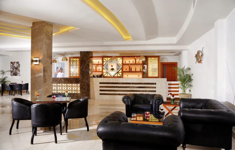 Aqua Blu Sharm el Sheikh Lounge/Empfang