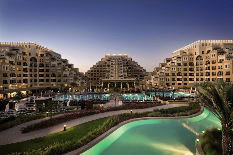 Rixos Bab Al Bahr Pool