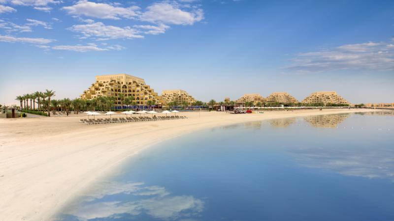Rixos Bab Al Bahr Strand