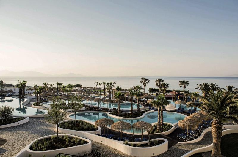 Mitsis Norida Beach Pool