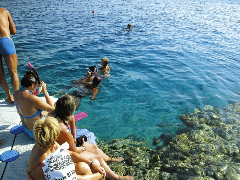 Verginia Sharm Resort Sport und Freizeit