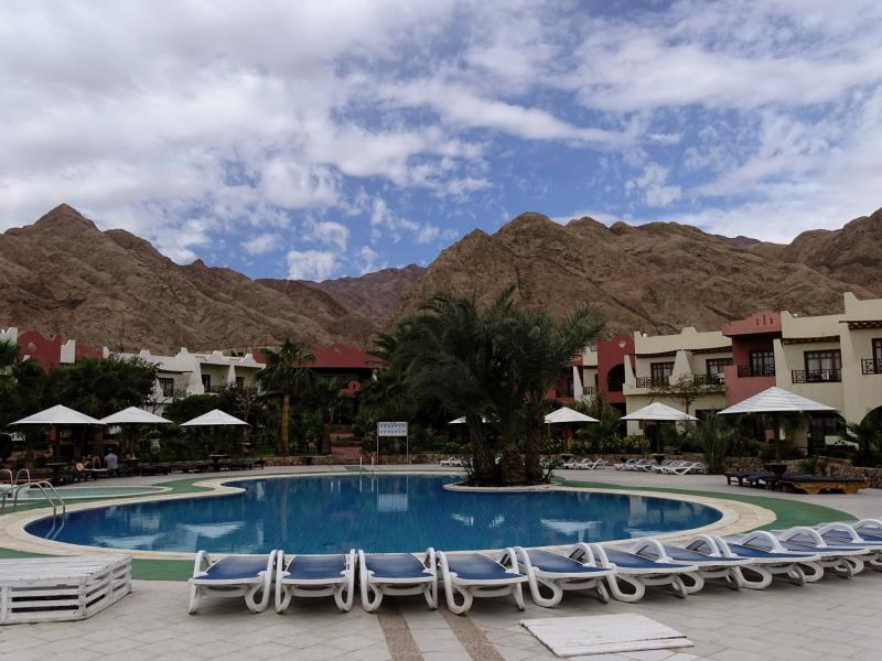 Tropitel Dahab Oasis Pool