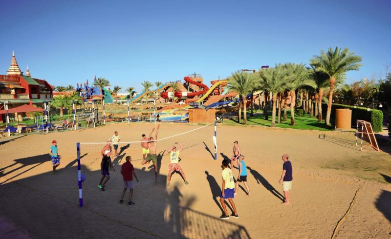 Aqua Blu Sharm el Sheikh Sport und Freizeit