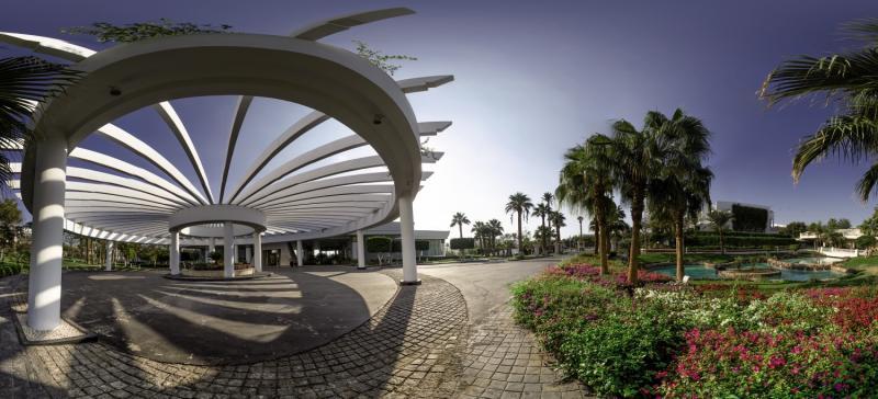 Monte Carlo Sharm El Sheikh Resort Terrasse