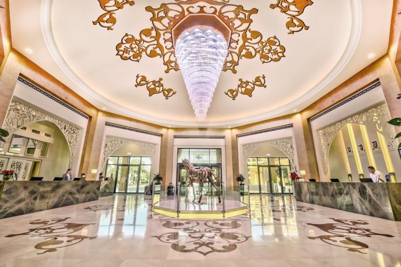 Rixos Bab Al Bahr Lounge/Empfang