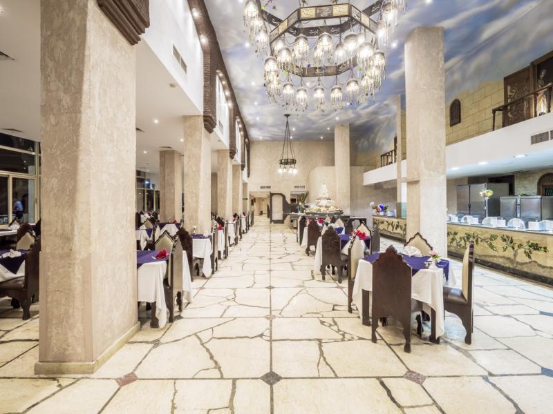 Sunny Days El Palacio Resort & Spa Lounge/Empfang