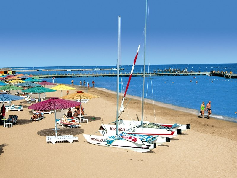 Amarina Abu Soma Resort  Strand