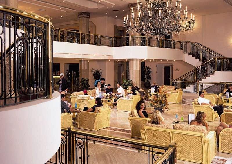 Baron Resort Lounge/Empfang
