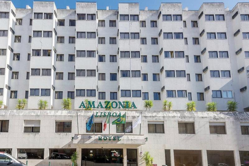 im Hotel Amazonia Lisboa 2 Tage in Lissabon & Umgebung